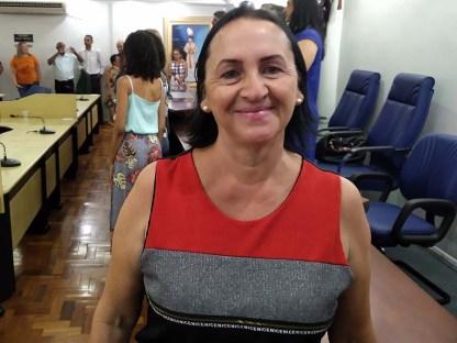Isabel Cristina Correa Rodrigues. Crédito: Alessandro de Paula