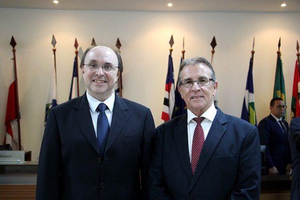 Tribunal Regional Eleitoral do ES elege nova mesa diretora