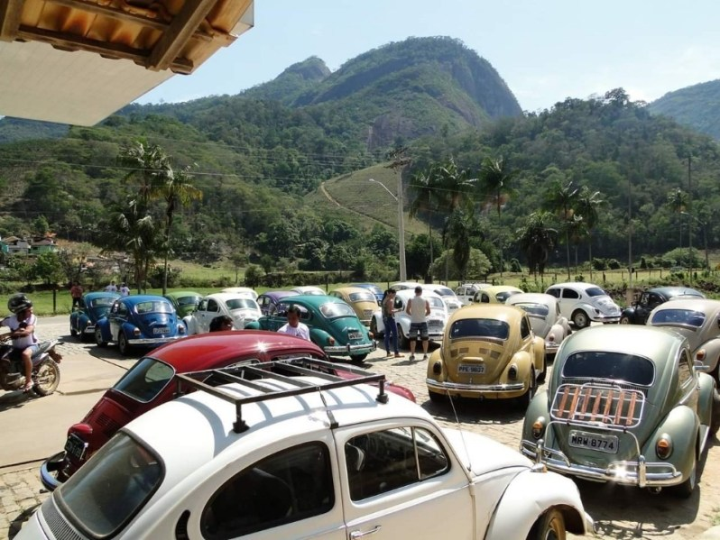 Encontro de Fuscas e Carros Antigos 6