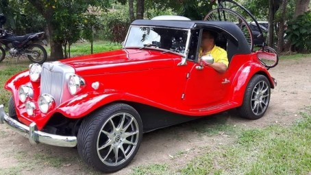 Encontro de Fuscas e Carros Antigos 8