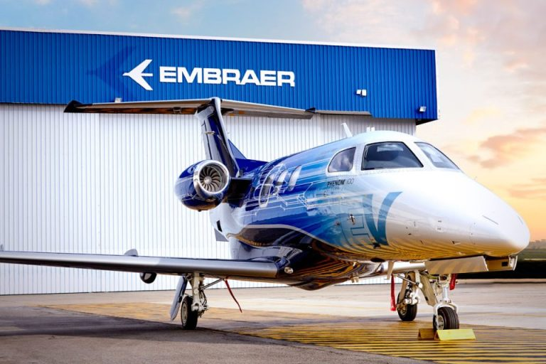 Embraer abre 350 oportunidades em programa de estágio