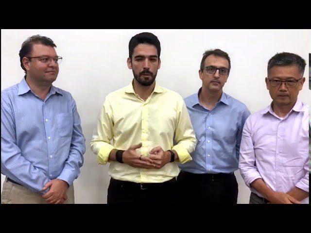 Prefeito aposta na força de Cachoeiro para atrair novas empresas