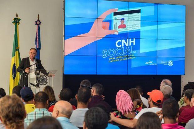 CNH Social: abertos cursos para virar motorista profissional