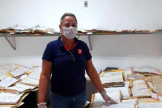 TJ inicia recuperação de mais de 700 processos de Iconha