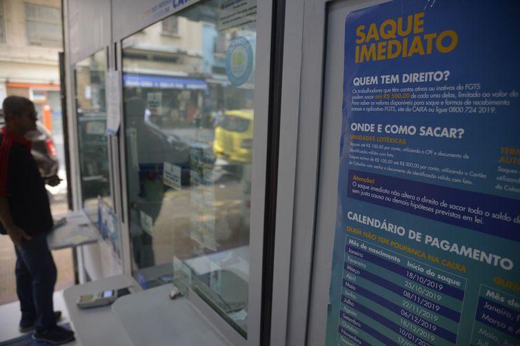 Agências lotéricas voltam a receber boletos gerados pelo Governo do Estado