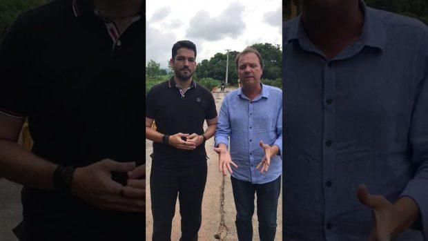 DER vai reconstruir e duplicar ponte de São Vicente