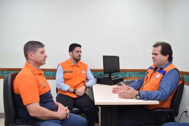 Defesa Civil nacional ajuda Cachoeiro a obter recursos federais
