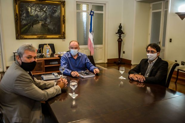 Casagrande anuncia construção de novo presídio em Vila Velha