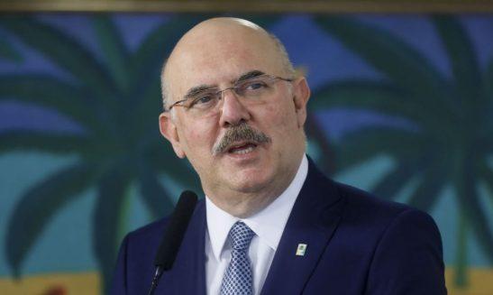 Ministro da Educação inaugura obras hoje em Cachoeiro e Alegre