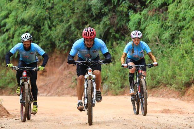 Amigos ciclistas vão pedalar 330 km entre igrejas do Sul do Estado