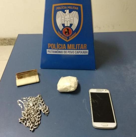 PM prende motoqueiros com cocaína em Bom Jesus do Norte
