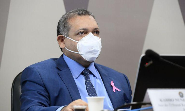 Em sabatina no Senado, Kassio Nunes diz que juiz deve seguir a lei