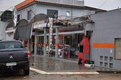 Temporal em Guaçuí 2