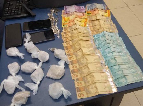 Polícia frustra negociação e apreende drogas em Jerônimo Monteiro