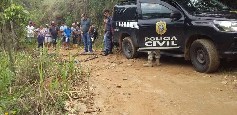 Lavrador é assassinado a tiros no interior de Mimoso do Sul
