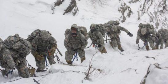Sobre homens e montanhas: a Guerra de Montanha