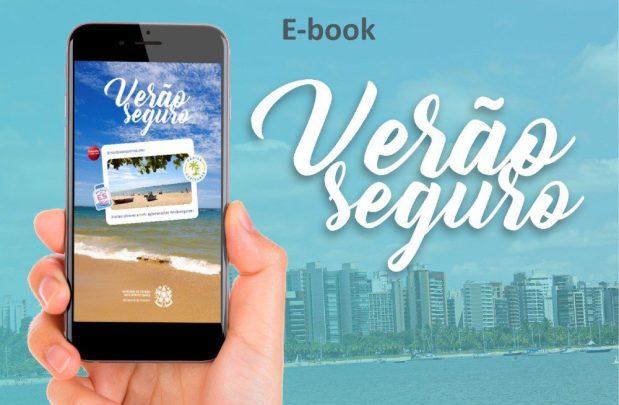 Secretaria de Turismo lança e-book sobre viagens de verão