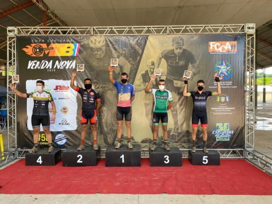 Cachoeirense vence etapa e garante liderança do Capixaba de Mountain Bike