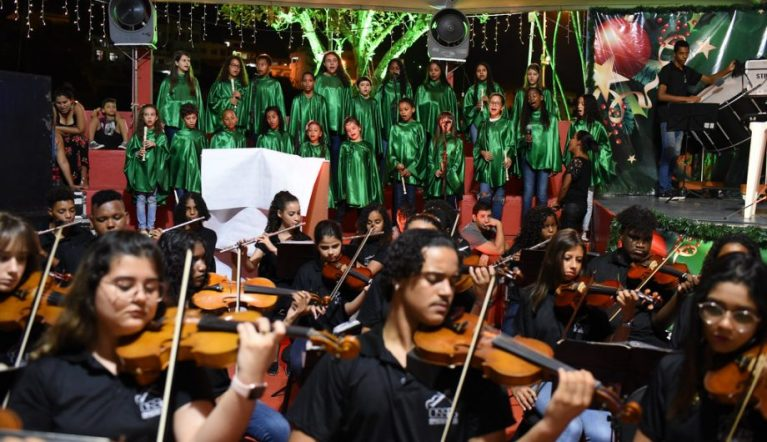 Orquestra Sinfônica Sul ES apresenta concerto de Natal on-line nesta terça