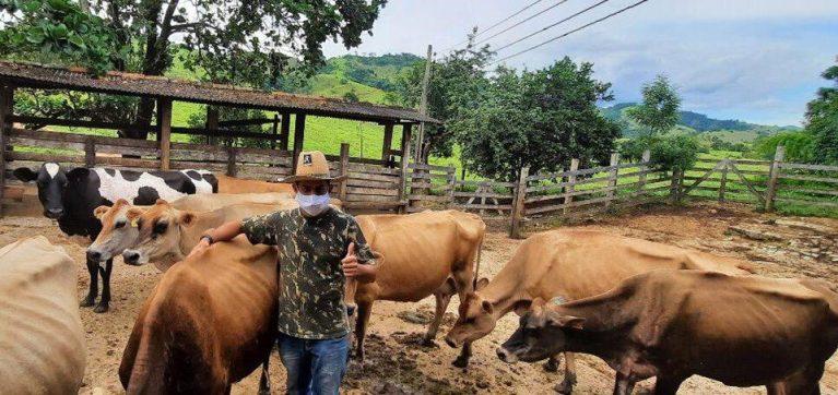 Plano visa melhoria e sustentabilidade na produção de leite no ES
