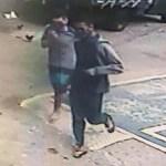 Bandidos filmados por câmera