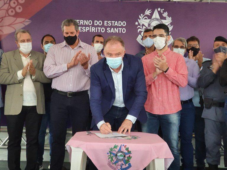 Casagrande autoriza a expansão do Samu 192 para a região Sul