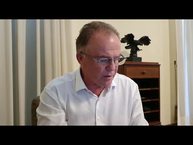Casagrande: governadores cobraram mais vacinas a Pazuello