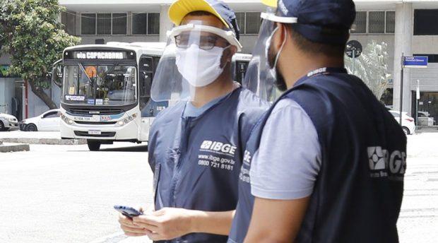 Última semana para seleção no IBGE com 208 vagas e salários de até R$ 3,1 mil