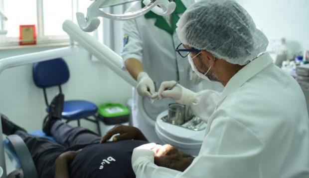 Paulo Pereira, no Baiminas, passa a atender urgências odontológicas durante o dia