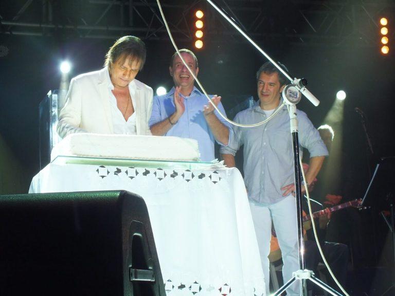 Roberto Carlos queria fazer o show dos 80 anos esta semana em Cachoeiro