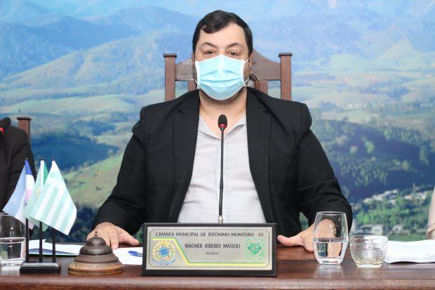 """""""Fui vítima de um golpe"""", diz presidente da Câmara de Jerônimo Monteiro"""