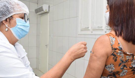Cachoeiro abre hoje 5,7 mil vagas para vacinação de pessoas de 50 a 59 anos