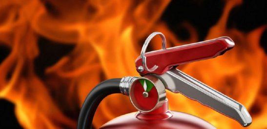 Bombeiros disponibilizam curso on line de combate a incêndio