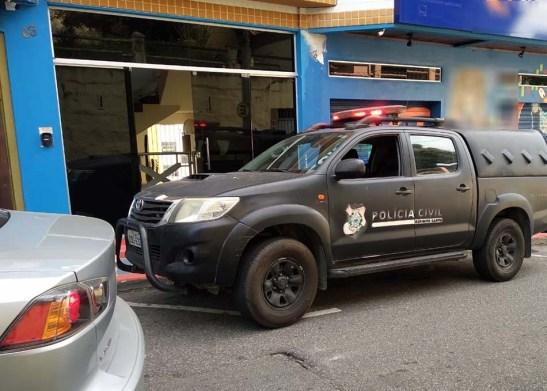 Polícia Civil e MP deflagram operação contra suposta pirâmide financeira em Cachoeiro