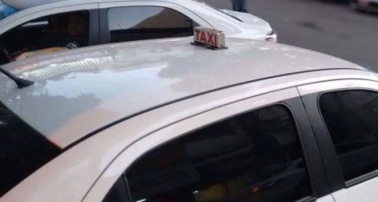 Polícia Militar prende três homens com maconha dentro de táxi