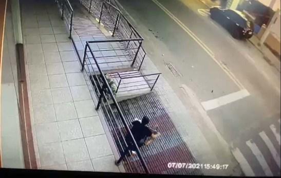 Andarilho preso em Mimoso do Sul após roubar bicicleta de R$ 20 mil