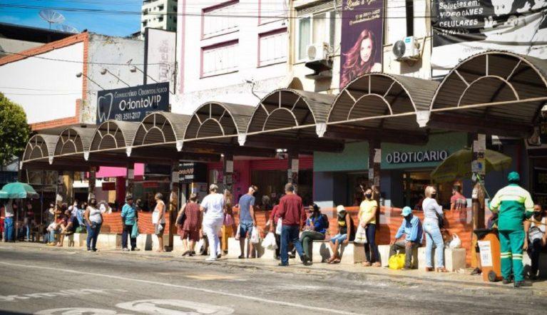 Ponto de ônibus do Guandu receberá novo abrigo