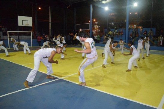 Cachoeiro seleciona mestres de capoeira para encontro até 15 de setembro