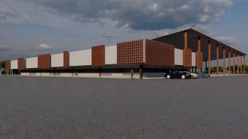 Cachoeiro terá Centro de Eventos no Parque de Exposição
