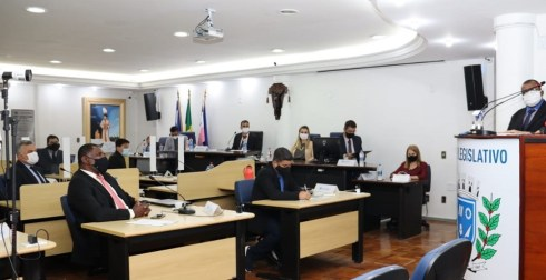 Projetos de leis orçamentárias já foram protocolados na Câmara de Cachoeiro