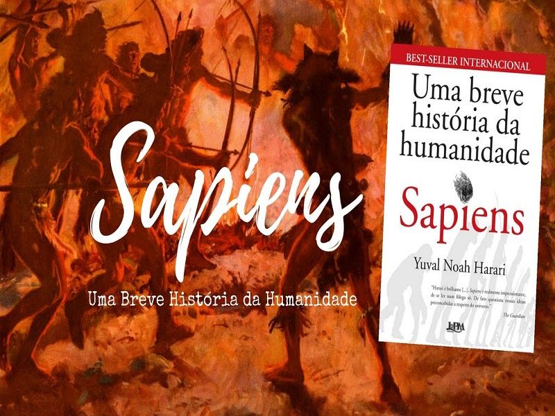 Livro Sapiens e nosso estilo de vida