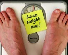 How to lose weight without exercise and diet control?