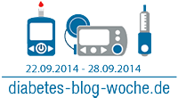 diabetes blog woche - Diabetes Snapshots in der #DBW2014