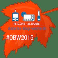 Diabetes Blog Woche 2015 Herbst - Infos für Diabetes-Frischlinge #DBW2015