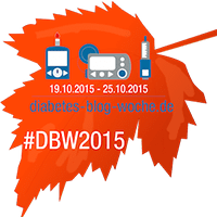 Diabetes Blog Woche 2015 Herbst - #DBW2015 - Mein Diabetes Moment 2015