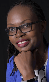 Betty Okere from Diabetes Africa