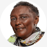 Dr Eva Njenga profile pictures for Diabetes Africa biography