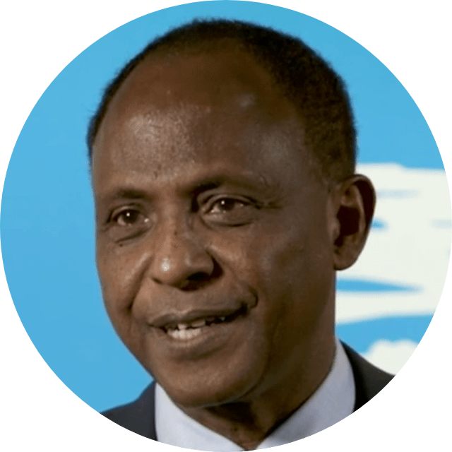 Profile Picture Ahmed Reja Diabetes Africa Biography