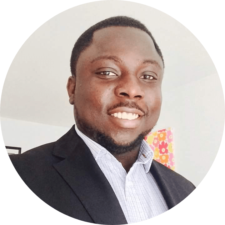Profile picture Charles Odiase Diabetes Africa Biography