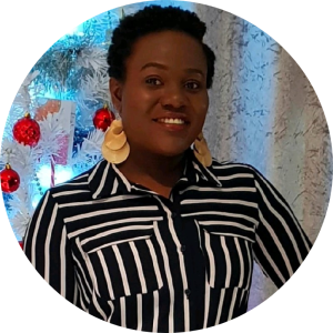Josephine Amoah profile pictures for Diabetes Africa biography